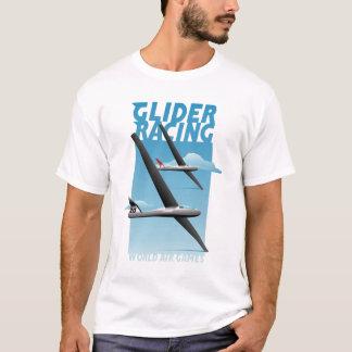 グライダーの競争 Tシャツ