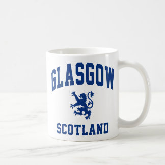 グラスゴーのスコットランド人 コーヒーマグカップ