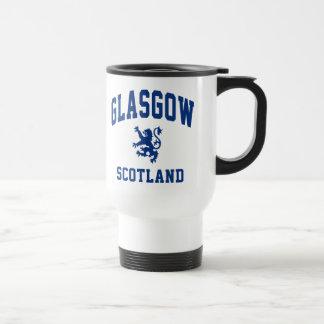 グラスゴーのスコットランド人 トラベルマグ