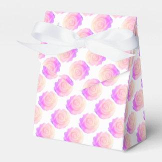 グラデーションなピンクのつや消しのバラの変更の背景色 フェイバーボックス