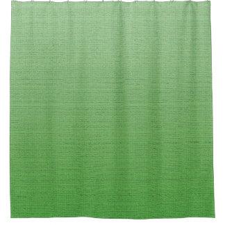 グラデーションな中型の質ライムグリーンの勾配は衰退します シャワーカーテン