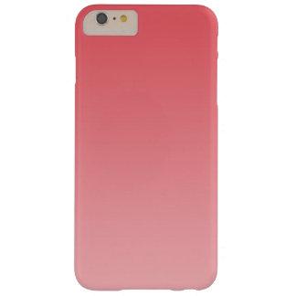 グラデーションな珊瑚 BARELY THERE iPhone 6 PLUS ケース