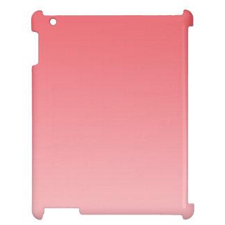 グラデーションな珊瑚 iPad カバー