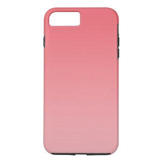 グラデーションな珊瑚 iPhone 8 PLUS/7 PLUSケース