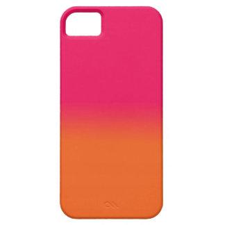 グラデーションなiphoneの場合 iPhone SE/5/5s ケース