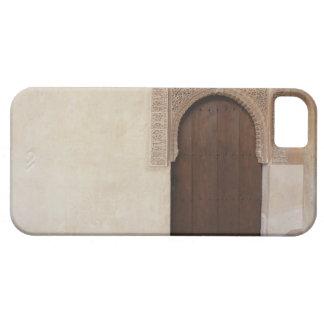 グラナダ、スペインのアルハンブラ宮殿の戸口 iPhone SE/5/5s ケース