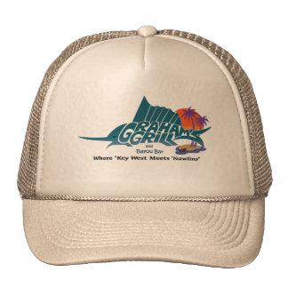 グラハムのグリルのロゴの帽子 トラッカー帽子
