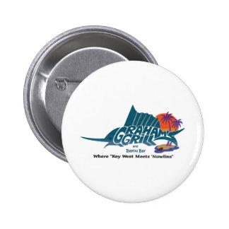 グラハムのグリルのロゴボタン 5.7CM 丸型バッジ