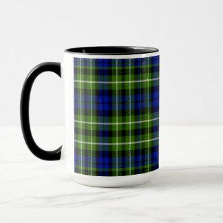 グラハムのスコットランド人のタータンチェック マグカップ