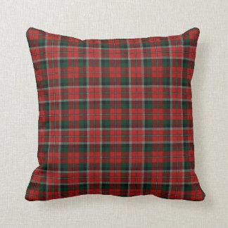グラハムのタータンチェックの枕 クッション