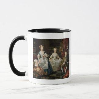 グラハムの子供1742年 マグカップ