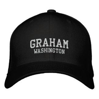 グラハムワシントン州 ベースボールキャップ