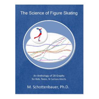 グラフのフィギュアスケートの選集の科学 ポストカード