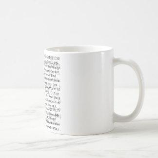 グラフィックデザイナーの夢 コーヒーマグカップ