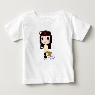 グラフィックデザイナー ベビーTシャツ