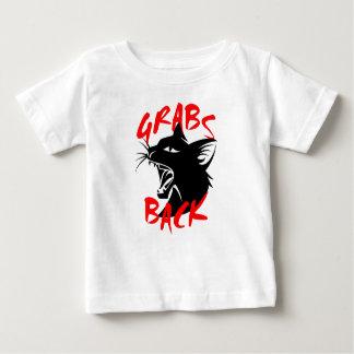 グラブのベビーのジャージーのTシャツ ベビーTシャツ