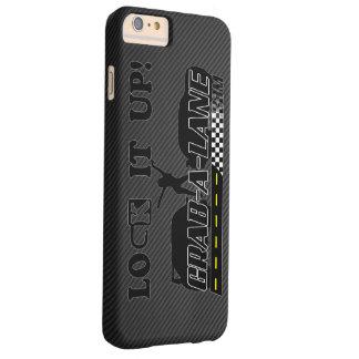 """グラブ車線""""ロックそれ""""場合とiPhone 6/6S Barely There iPhone 6 Plus ケース"""