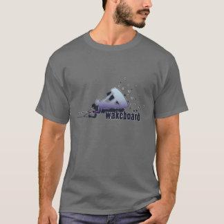 グラブ、wakeboardのワイシャツ tシャツ