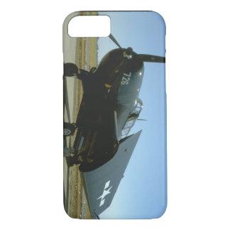 グラマンTBM Avenger_WWIIの飛行機 iPhone 8/7ケース