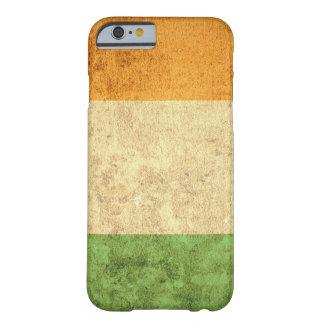 グランジなアイルランドの旗- BARELY THERE iPhone 6 ケース
