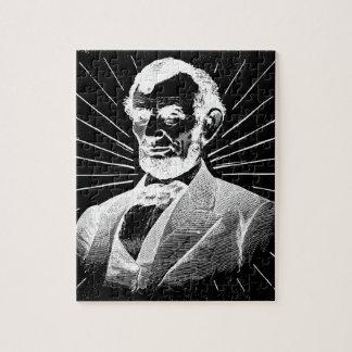 グランジなエイブラハム・リンカーン ジグソーパズル
