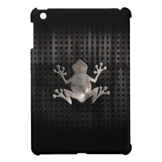 グランジなカエル iPad MINI カバー