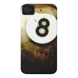 グランジなスタイル8の球 Case-Mate iPhone 4 ケース
