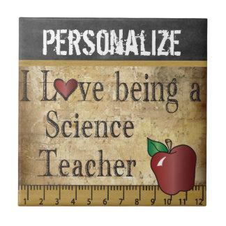 グランジなスタイル-科学の教師があることを愛して下さい タイル