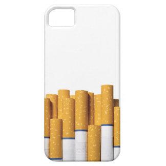 グランジなタバコのiPhone 5の5s場合やっとそこに iPhone SE/5/5s ケース