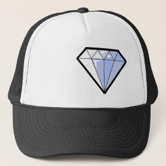 グランジなダイヤモンド キャップ