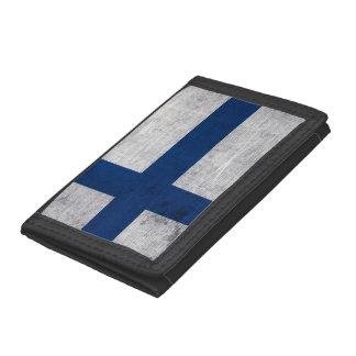 グランジなフィンランドの旗