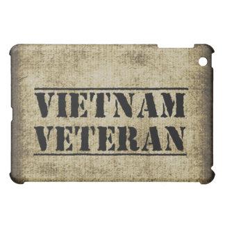 グランジなベトナムの退役軍人の軍隊 iPad MINIケース