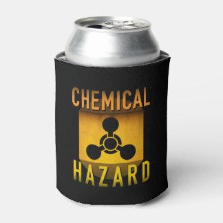 グランジな化学危険の記号のレトロの原子力時代: 缶クーラー