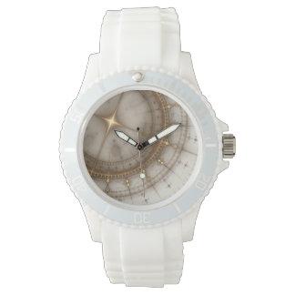 グランジな古代航海のな図表 腕時計