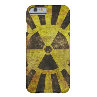 グランジな放射性iPhone6ケース Barely There iPhone 6 ケース