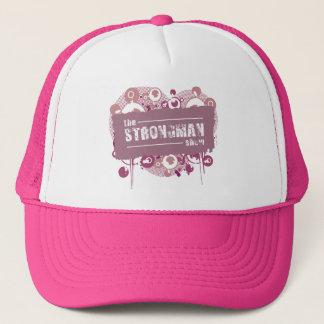 グランジな有力者ショーのピンク キャップ
