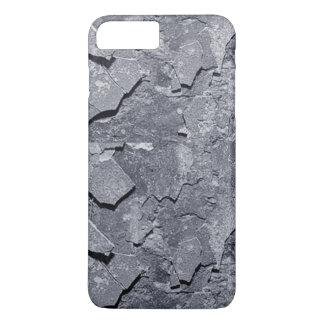 グランジな模倣された壊された具体的なiPhoneの箱 iPhone 8 Plus/7 Plusケース