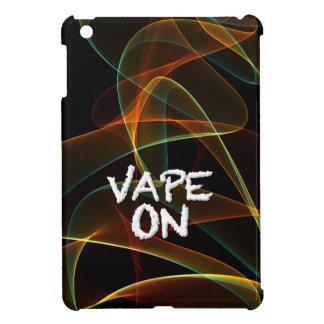 グランジな煙のVape iPad Mini Case