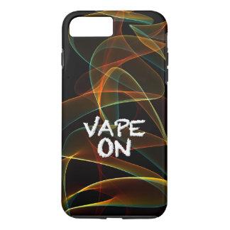 グランジな煙のVape iPhone 8 Plus/7 Plusケース
