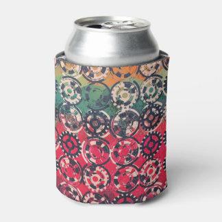 グランジな産業パターン 缶クーラー
