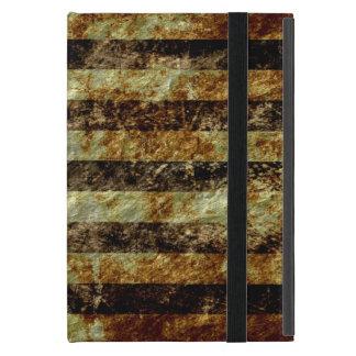グランジな米国旗 iPad MINI ケース