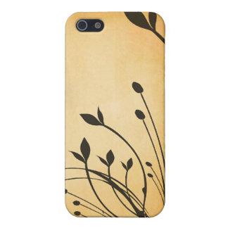 グランジな花のiPhoneの場合 iPhone 5 Cover