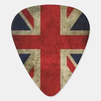 グランジな英国国旗 ピック