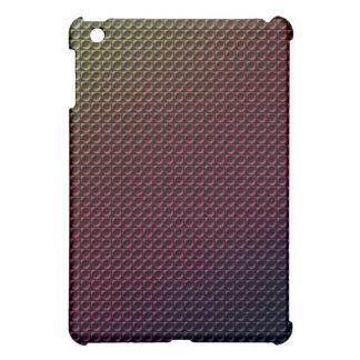 グランジな虹 iPad MINIケース