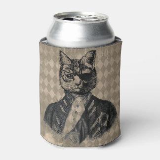 グランジな道化師猫 缶クーラー