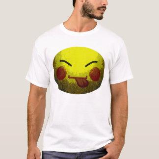 グランジなKaoani: 舌 Tシャツ