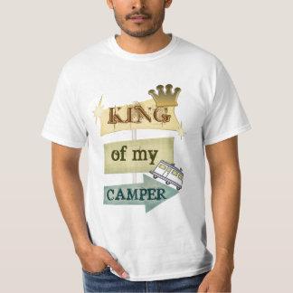 グランジなRVの/RVINGキャンプの人 Tシャツ