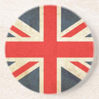 グランジのイギリス旗 コースター