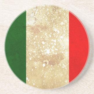 グランジのイタリアの旗 コースター