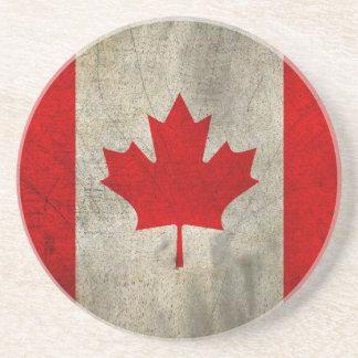 グランジのカナダの旗 コースター